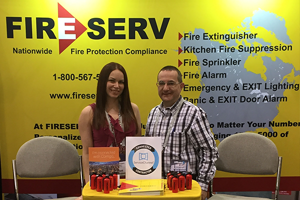 Jennifer, General Manager and Mike, President/CEO