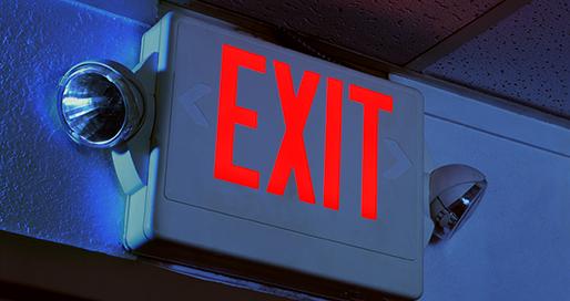 Emergency Exit Lighting Service