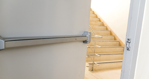 Panic Bars For Exit Doors