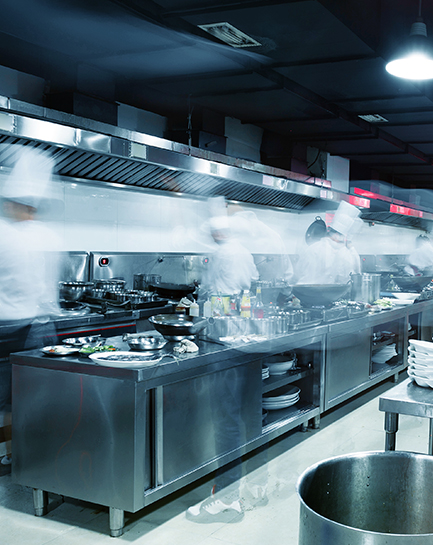 Restaurant Suppression System