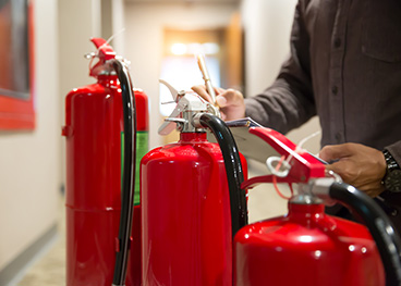 THE IMPORTANCE OF PORTABLE FIRE EXTINGUISHERS